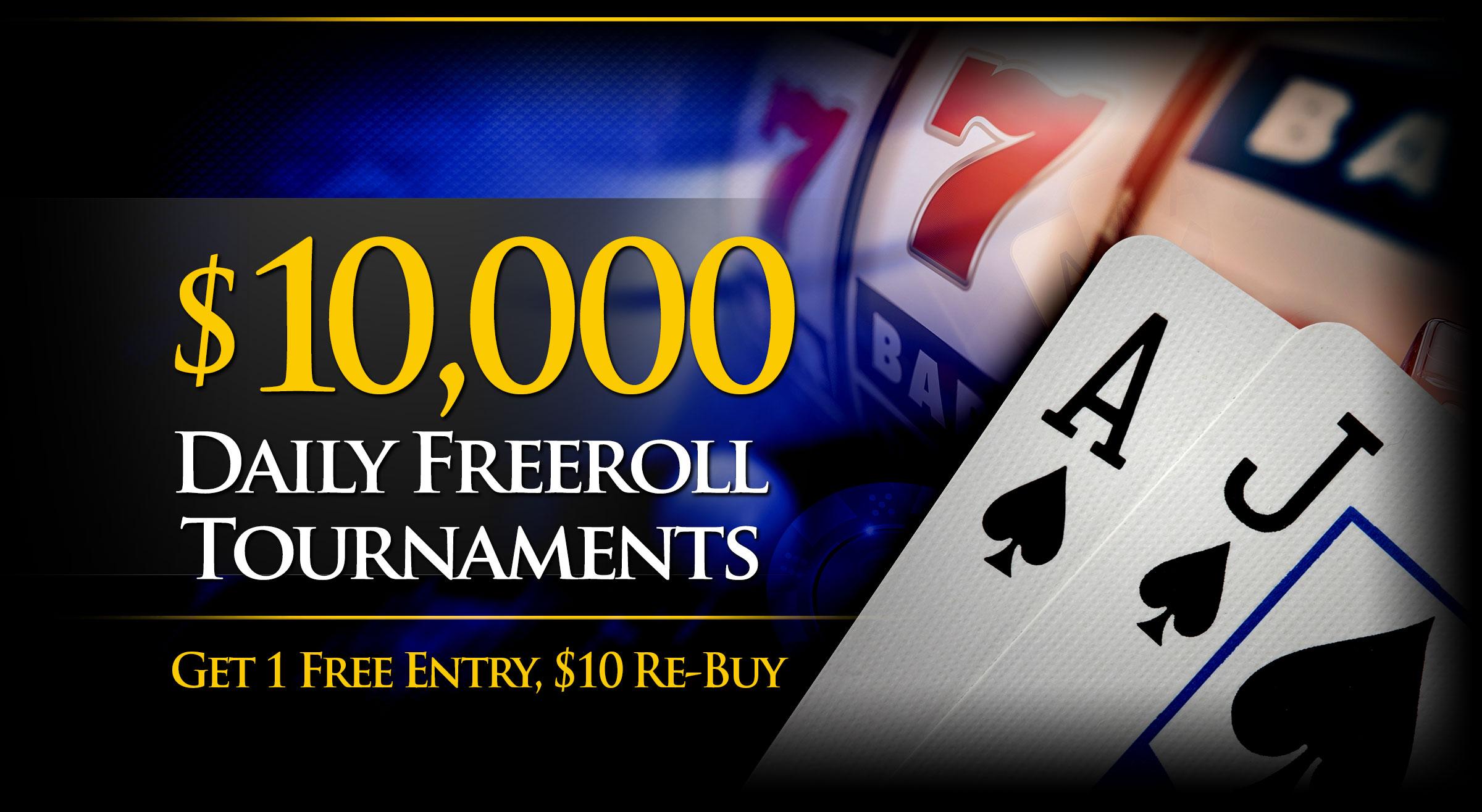 200 Daily Freeroll 888