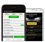 BookMaker - Sports betting odds, racebook and casino